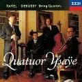 ラヴェル&ドビュッシー:弦楽四重奏曲