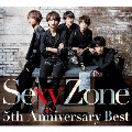 Sexy Zone 5th Anniversary Best [2CD+DVD+スペシャルフォトブック]<初回限定盤B>