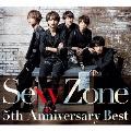 Sexy Zone 5th Anniversary Best [2CD+DVD+スペシャルフォトブック]<初回限定盤B>