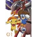 デジモンアドベンチャー: DVD BOX 01