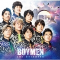BOYMEN the Universe [CD+Blu-ray Disc]<初回限定盤A>