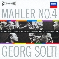 マーラー:交響曲第4番<限定盤>