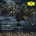 ニュー・シーズンズ グラス:ヴァイオリン協奏曲第2番 ≪アメリカの四季≫他