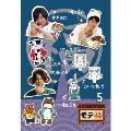モテ福5[TVS-161005][DVD] 製品画像