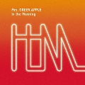In the Morning [CD+DVD]<初回限定盤>