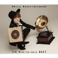 Nissy Entertainment 5th Anniversary BEST [2CD+2DVD]<通常盤>