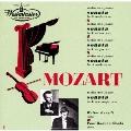 モーツァルト:ヴァイオリン・ソナタ第25・28・33・29・20番<限定盤>