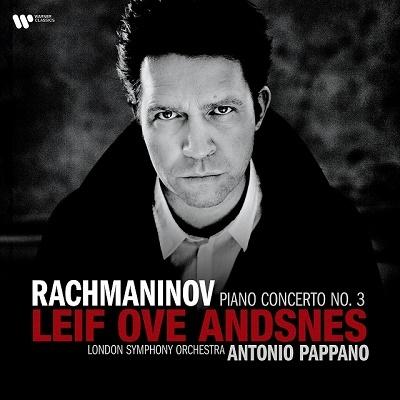 レイフ・オヴェ・アンスネス/ラフマニノフ: ピアノ協奏曲第3番<限定盤>[9029502400]