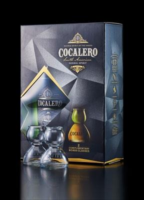 コカレロ&ボムグラス2個セット お酒