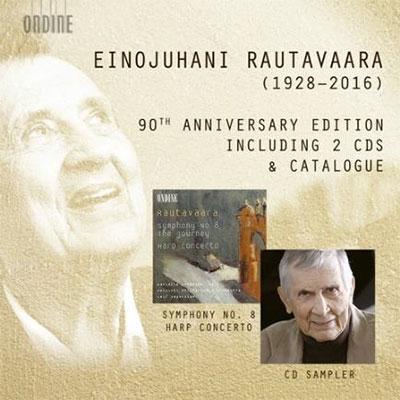 レイフ・セーゲルスタム/ラウタヴァーラ: 生誕90周年記念アルバム<限定盤>[ODE1236]