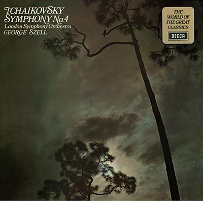 ジョージ・セル/チャイコフスキー: 交響曲第4番; ヘンデル: 王宮の花火の音楽<タワーレコード限定>[PROC-1686]