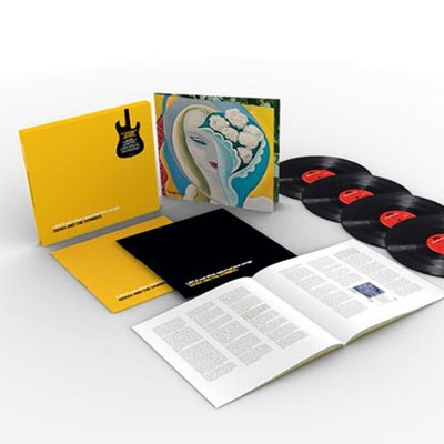Layla And Other Assorted Love Songs (50th Anniversary Half-Speed Mastered Vinyl Edition)<限定盤>
