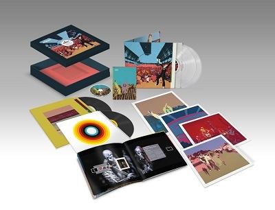 Surrender (20th Anniversary Edition) [4LP+DVD]<完全限定生産盤> LP