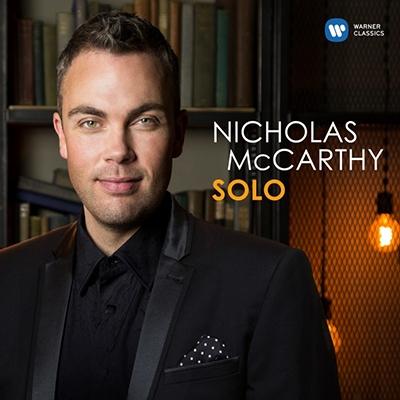 ニコラス・マッカーシー/Nicholas McCarthy - Solo[2564605240]