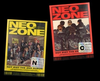 NCT 127/NCT#127 Neo Zone: NCT 127 Vol.2 (ランダムバージョン)[SMK1130]