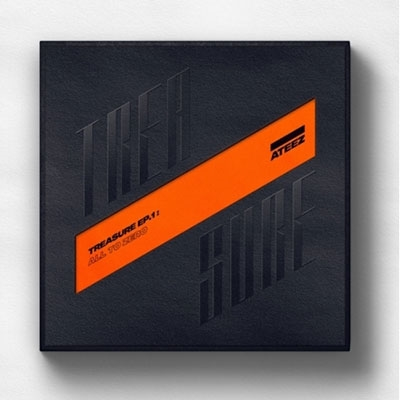 Treasure EP.1: All To Zero CD