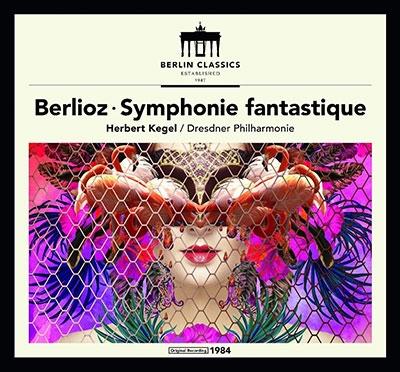 ヘルベルト・ケーゲル/Berlioz: Symphonie Fantastique [0300840BC]