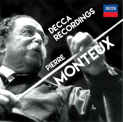 ピエール・モントゥー/Pierre Monteux - Decca Recordings [4825410]
