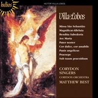 マシュー・ベスト/Villa-Lobos: Missa Sao Sebastiano, etc[CDH55470]