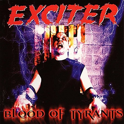 Exciter/Blood Of Tyrants[S51A225020]