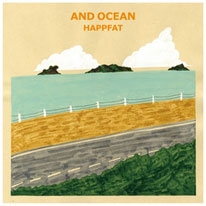 HAPPFAT/AND OCEAN [7inch+CD-R][RTRJST2]