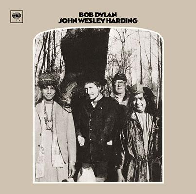 Bob Dylan/ジョン・ウェズリー・ハーディング[MHCP-808]
