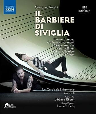 ジェレミー・ロレール/ロッシーニ: 歌劇《セビリアの理髪師》