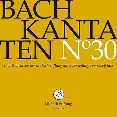 ルドルフ・ルッツ/J.S.バッハ: カンタータ集 第30集[B672CD]