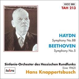 ハンス クナッパーツブッシュ ハイドン 交響曲第番 V字 ベートーヴェン 交響曲第5番 運命 初回限定