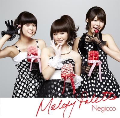 Negicco『Melody Palette』
