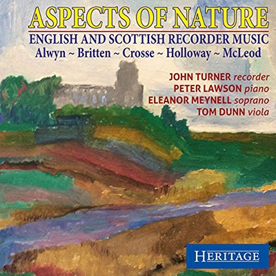 Aspects of Nature - English and Scottish Recorder Music