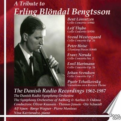 エアリング・ブレンダール・ベンクトソンへの捧げ物 ~ デンマーク放送録音(1962年-1987年)