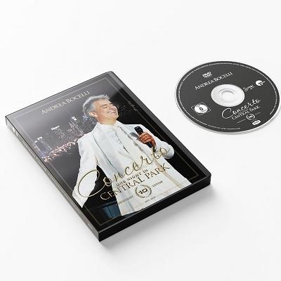 奇蹟のコンサート~セントラルパークLIVE 10周年記念盤
