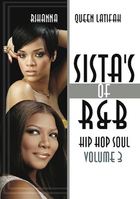 Rihanna/Sistas Of R&B Hip Hop Soul Vol.3[AE4020]