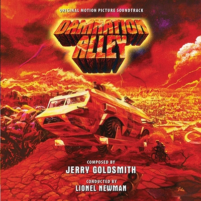 Jerry Goldsmith/Damnation Alley [ISC396]