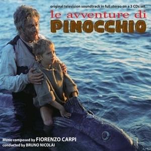 Fiorenzo Carpi/Le Avventure di Pinocchio [SPDM009]