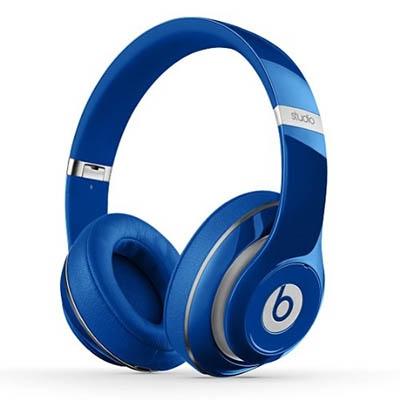 beats by dr.dre Studio オーバーイヤーヘッドフォン Blue