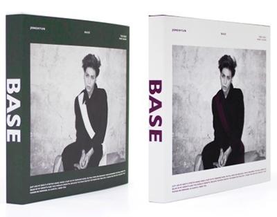 Base: 1st Mini Album (ランダムバージョン) CD