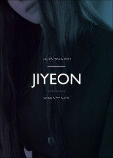 What's My Name?: 13th Mini Album (Jiyeon Ver)<完全生産限定盤>