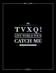 TVXQ! Live World Tour: Catch Me Book