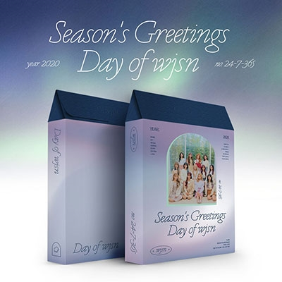 WJSN 2020 SEASON'S GREETINGS [CALENDAR+DVD+GOODS] Book