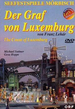 ルドルフ・ビーブル/Lehar: Der Graf von Luxemburg[VLMD013]