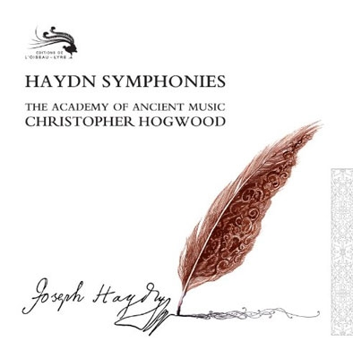 クリストファー・ホグウッド/Haydn: Symphony No.1-No.75, No.94, No.96, No.100, No.104, No.107, No.108 [4806900]