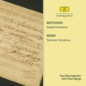 パウル・バウムガルトナー/Beethoven: Diabelli Variations; Reger: Telemann Variations[4825880]