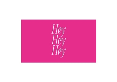 超特急/Hey Hey Hey<通常盤/チケットファイル Pink(8号車)付きタワーレコード限定セット>[2050268019502]