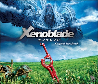Xenoblade Original Soundtrack CD