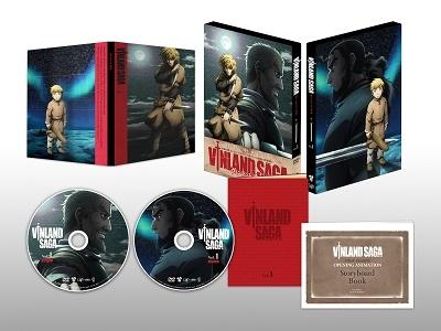 ヴィンランド・サガ DVD Box Vol.1 DVD