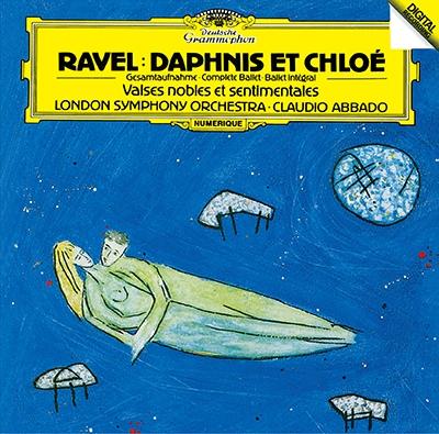 クラウディオ・アバド/ラヴェル: バレエ「ダフニスとクロエ」, 高雅にして感傷的なワルツ<タワーレコード限定>[PROC-1887]