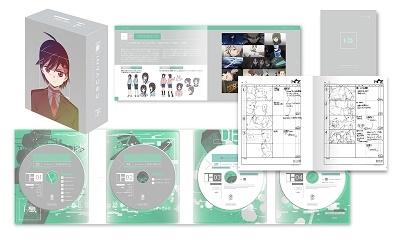ID:INVADED イド:インヴェイデッド Blu-ray BOX 下巻 [2Blu-ray Disc+2CD] Blu-ray Disc