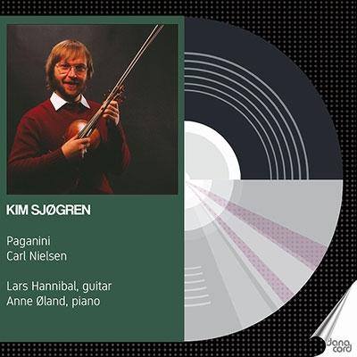 キム・シェーグレン/『LPの時代から』 〜 パガニーニ&カール・ニルセン[DACOCD850]